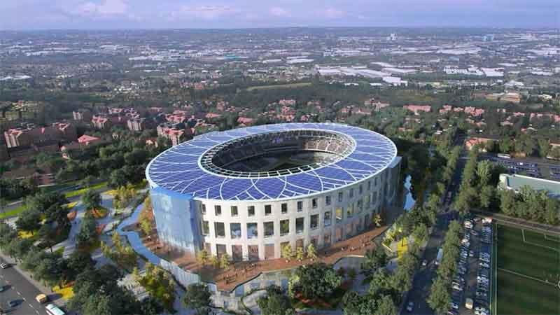 Nuovo Stadio a Verona