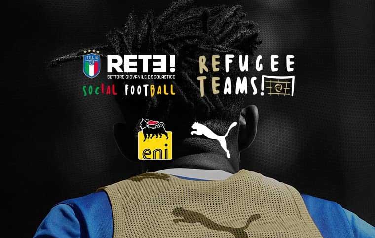 REfugee TEams 2020-2021: aperte le iscrizioni alla nuova edizione del progetto sportivo di inclusione sociale