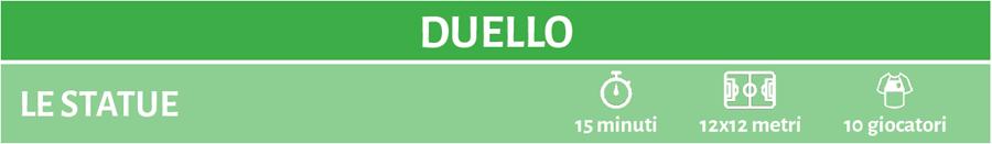 Eserciziario per categorie: Piccoli Amici, Primi Calci, Pilcini ed Esordienti